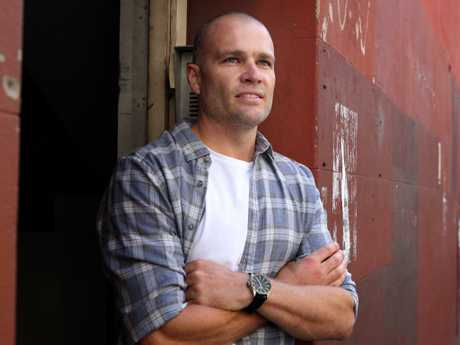 Gold Coast founder of Outland Denim James Bartle, whose ethical jeans help vulnerable girls and have also worked their way into the royal wardrobe. Picture: James Croucher