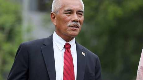 Former Kiribati president Anote Tong. Pic: The Australian