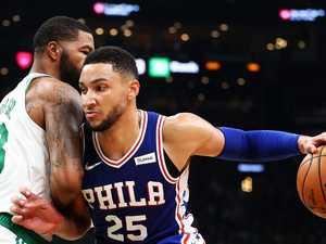 Simmons can't stop Boston beatdown