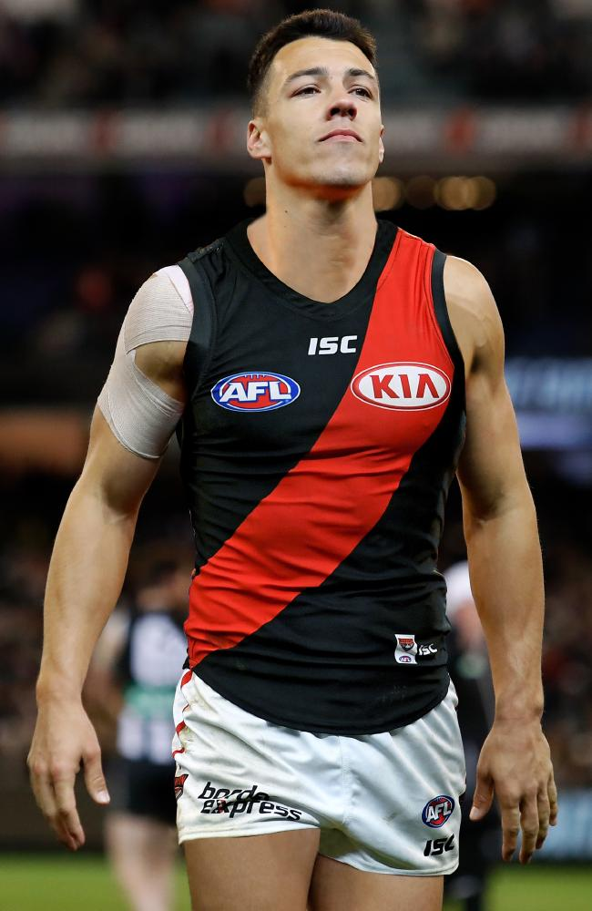 Dylan Shiel is now a Bomber.