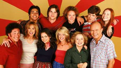 Wilmer Valderrama first came to prominence for his work on That 70s Show.