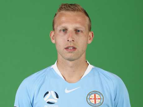 Melbourne City signing Ritchie De Laet opted for Australia after more than 10 years in England. Picture: Getty Images