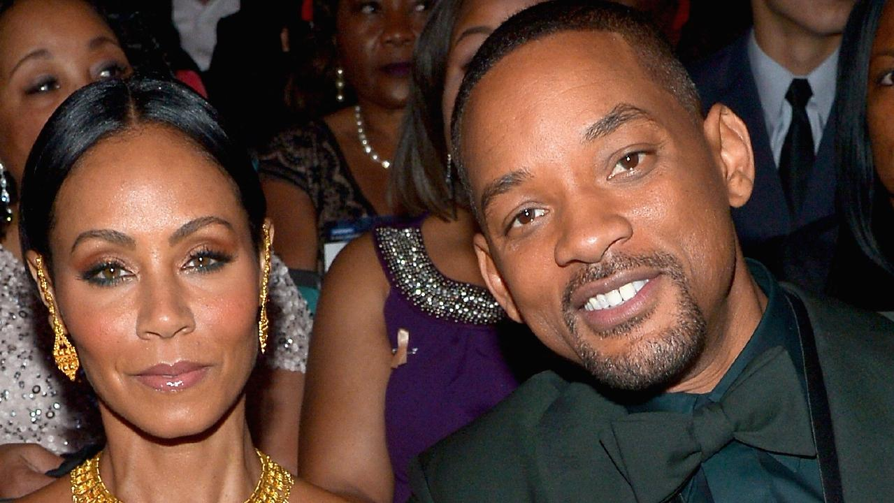 Actors Will and Jada Pinkett Smith have been married for 20 years. Picture: Getty