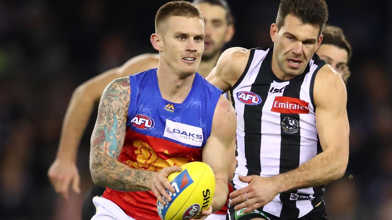 Dayne Beams is a Collingwood player again. Picture: Getty