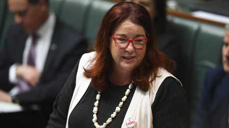 Melissa Price has denied Senator Patrick Dodson's accusations. Picture: AAP