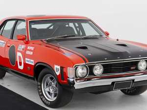 Banned Aussie Ford Phase IV GT-HO Falcon to fetch $3M