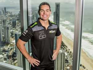 Supercars legend Craig Lowndes at peace with retirement