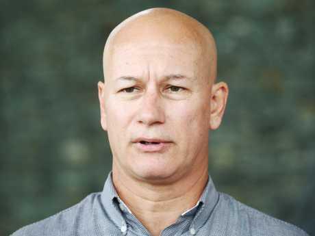 LNP Member for Chatsworth Steve Minnikin