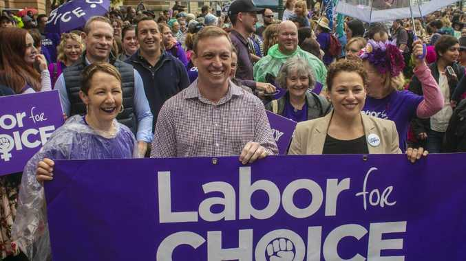 Abortion legalised in Queensland