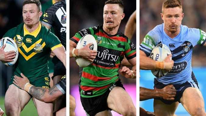 Damien Cook has been everywhere in rugby league this season.