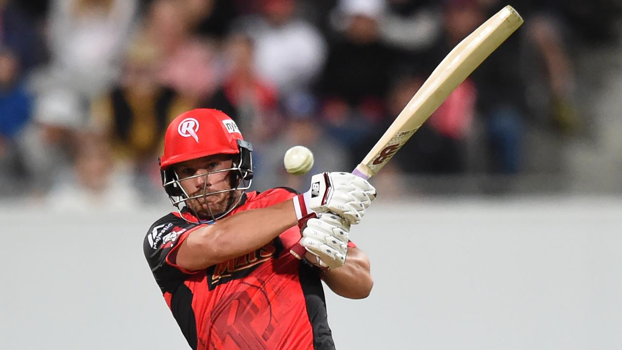 Aaron Finch's Renegades have a dream run of double headers.