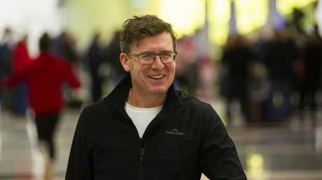 Alan Tudge has flagged an idea of forcing new migrants to live in rural or regional areas, possibly for up to five years. Picture: Rohan Thomson