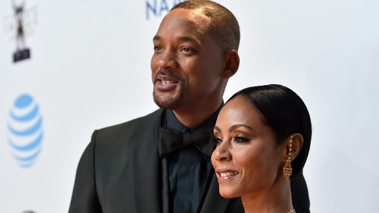 The pair left the 'forsaking all others' part out of their wedding vows. Picture: Getty