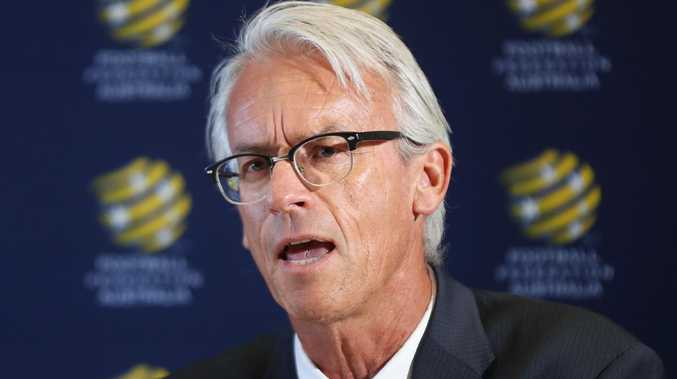 FFA CEO David Gallop has announced the last six contenders to fill the A-League expansion spots. Picture: Getty