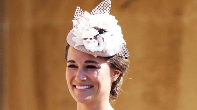 Pippa Middleton has given birth