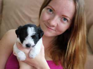 Keidi Tamm with Octavia