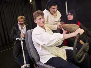 TGS drama students put new twist on classic tale