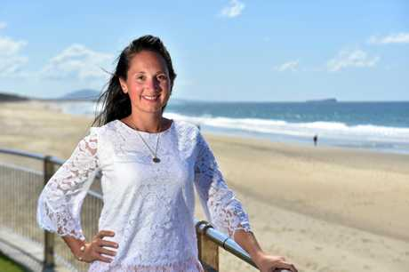 Millie Thomas has overcome an eating disorder and is now working for Sunshine Coast chaity endED, which will be opening the country's first eating disorder clinic.