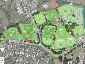 Fund shortfall forces changes to Gympie council's park plans