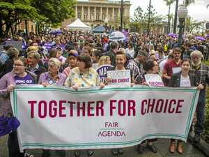 YOUR SAY: Gympie split over new Qld abortion laws