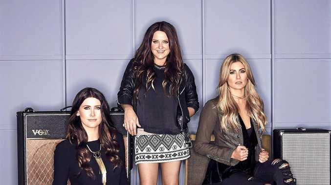 COUNTRY: The McClymonts will be coming to the MECC on October 20