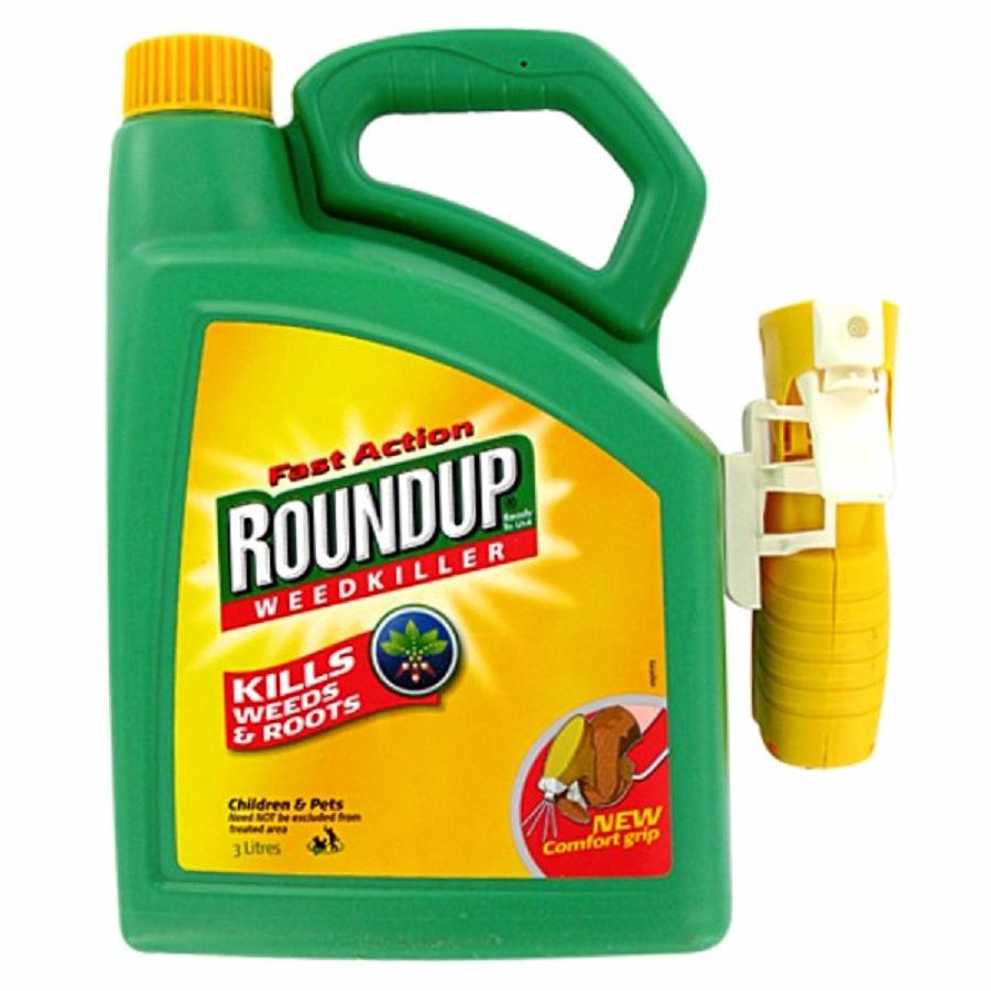 Roundup is made by Monsanto, who were bought by German company Bayer for $63billion in June.