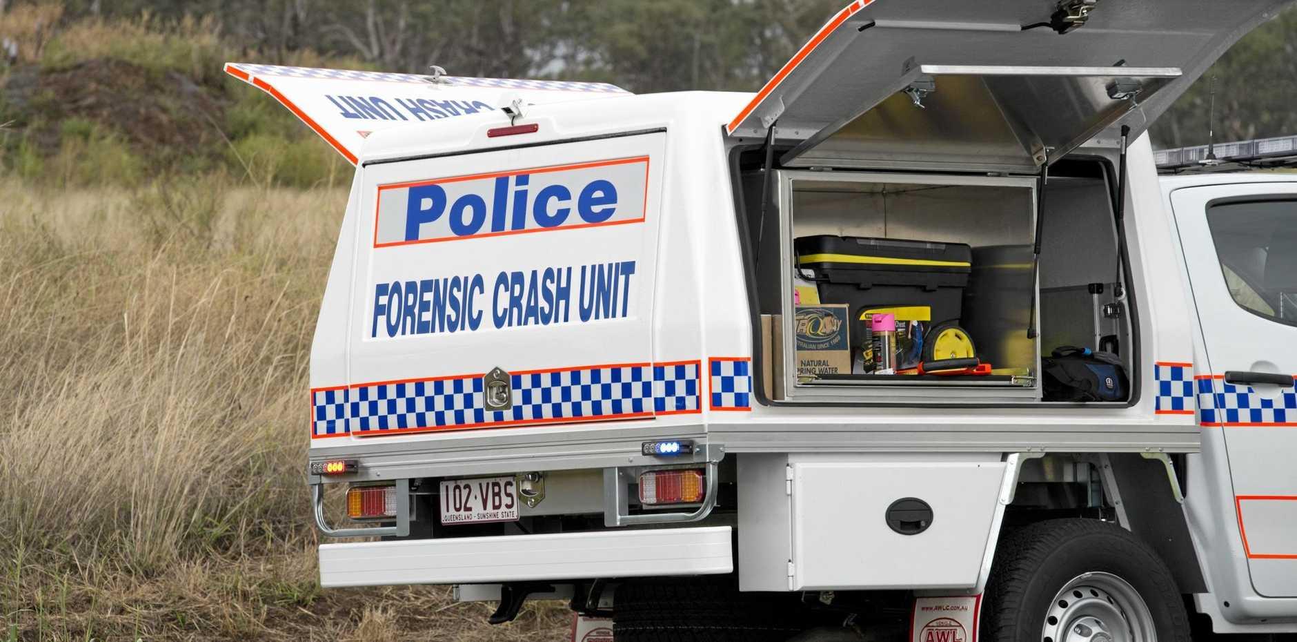 FATAL CRASH: The Forensic Crash Unit is investigating a fatal traffic crash near Gayndah.
