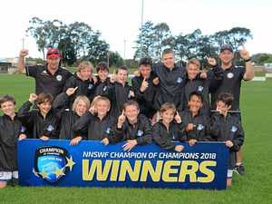 Korora U13s shred the competition