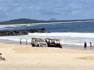 Victorian tourist drowns at Noosa beach