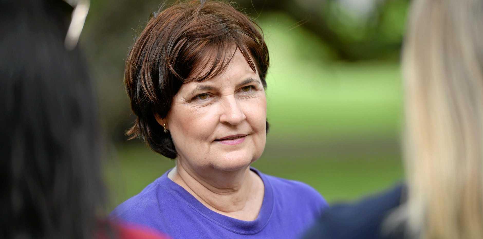 Member for Mackay Julieanne Gilbert chose to vote for new legislation regarding the termination of pregnancy.
