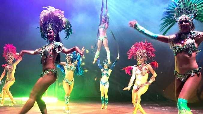 Carnivale comes to town: Circus Rio to rock Central Coast
