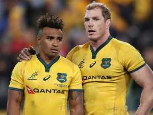 Heavyweight battle for Australian Rugby's highest honour