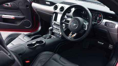 A new digital dash is a highlight of the cabin. Picture: Supplied.
