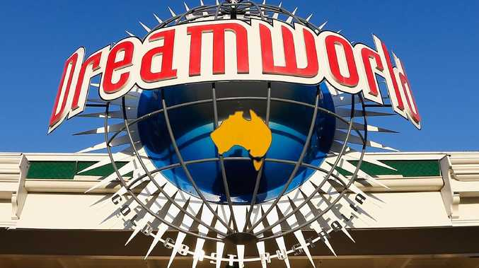 Dreamworld on the Gold Coast. Picture: Jason O'Brien/Getty Images