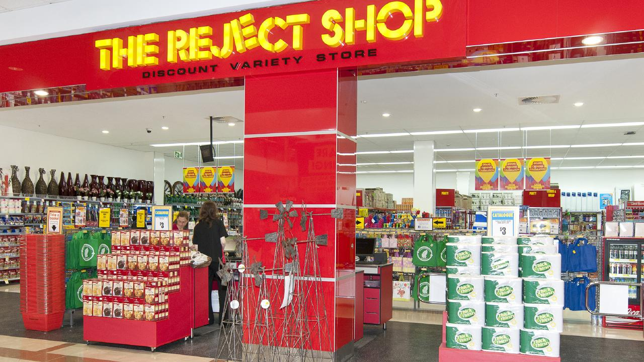 The Reject Shop is facing a tough slog to the end of the year.