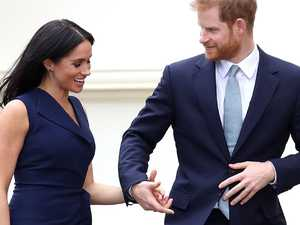 Meghan, Harry talk baby names