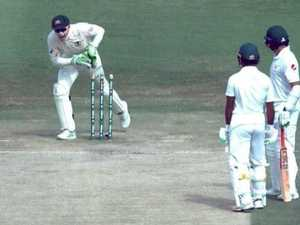 'Grand final for worst dismissal of all time'