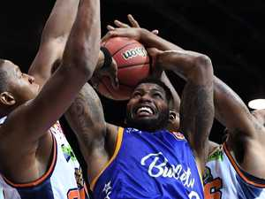 Bullets' NBA recruit braces for NBL's wildest fans