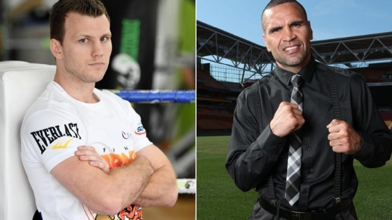 Jeff Horn attacks Anthony Mundine for disappearing on eve of the fight.