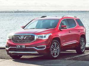 Holden launches Captiva replacement - the flagship Acadia