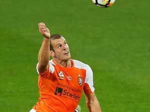 Roar drops Socceroos defender
