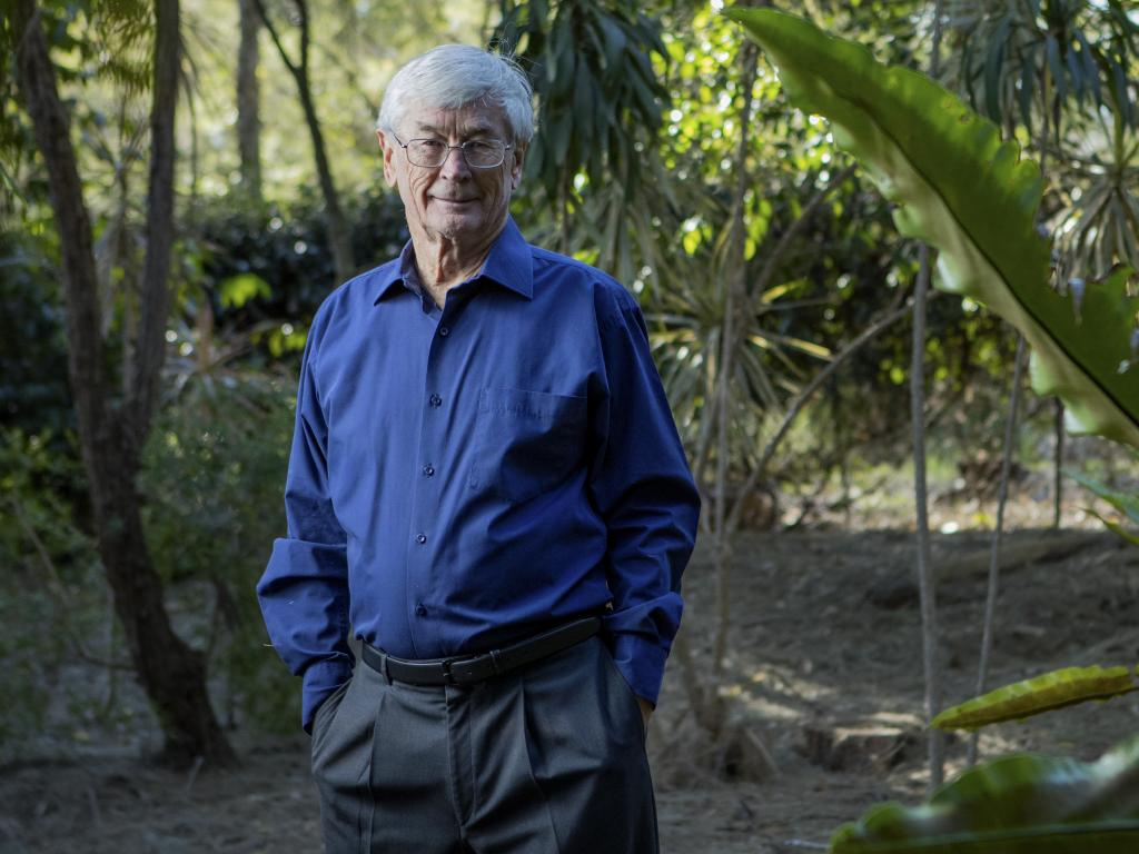Dick Smith says we need to rethink the way we plan our cities. Picture: Hollie Adams/The Australian