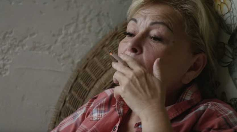 Roseanne's post-axing life is on show in a new Vice documentary.