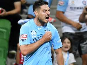 Will Fornaroli leave Melbourne City?