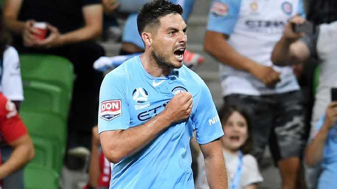 Bruno Fornaroli's fall earned a controversial spot kick.