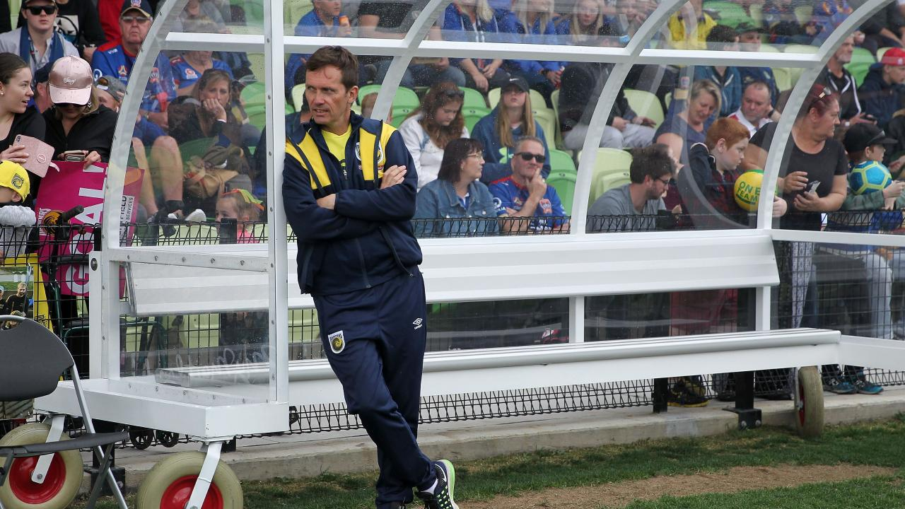 Mulvey has a very different job with the Mariners. (Tony Feder/Getty Images)