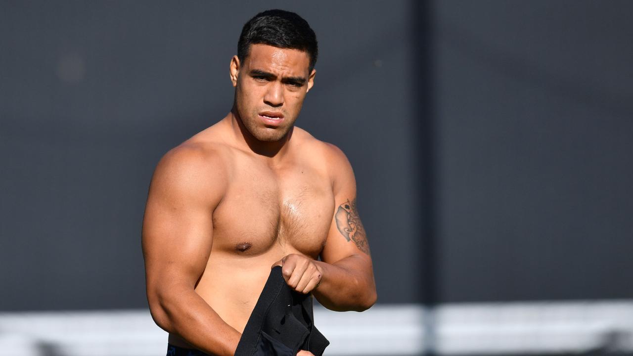 Joe Ofahengaue will come off the bench for Tonga against Australia.