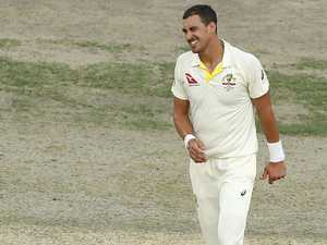Starc battling fresh injury concern before Australian summer