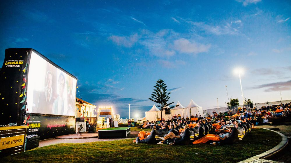 The American Express Openair Cinemas will host an exclusive screening of the new film 'A Simple Favour' in celebration of the Cancer Council Queensland's 'Girl's Night In' campaign.