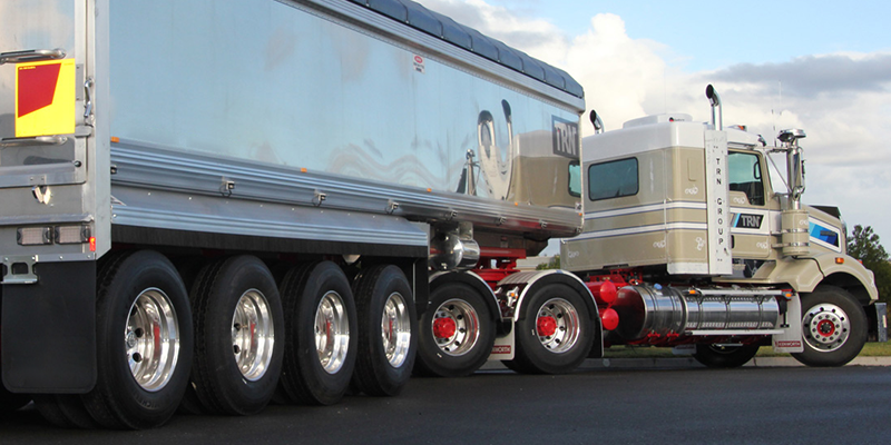 The report says one in five new heavy vehicles are PBS approved.